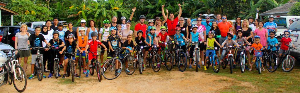 gecko bike ride